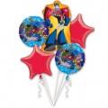 Trasnformers Balloon Bouquet