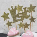 First birthday cake decorations