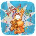 18'' Garfield