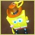 氣球墜- Sponge Bob