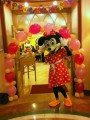Mickey / Minnie Costume 米奇/米尼人型公仔