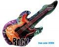 Rock Star Guitar Super Shape