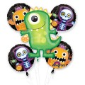 Boo Crew Balloon Bouquet