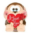 I Love You Monkey In Love