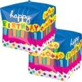 BIRTHDAY CAKE CUBEZ