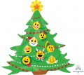 Emoticons Christmas Tree